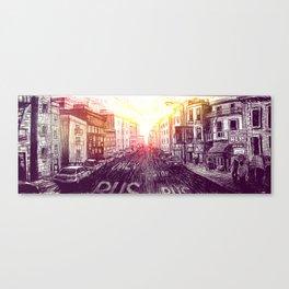 The Tenderloin Canvas Print