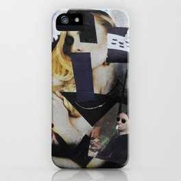 THE DEMON PLAYS YOURS SONG iPhone Case
