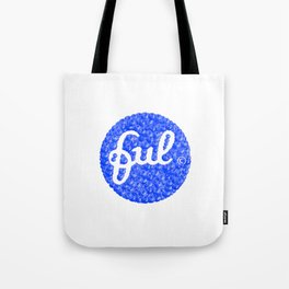 ful • Fruitful & Universal Labels • Food Iconography Tote Bag
