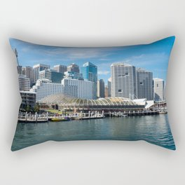Darling Harbour, Sydney Rectangular Pillow