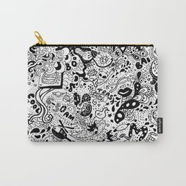 cute graphite Carry-All Pouch