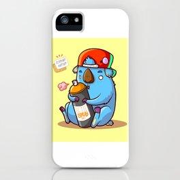 Spray iPhone Case