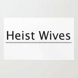 Heist Wives Rug