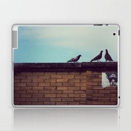 Birds Up Top Laptop & iPad Skin