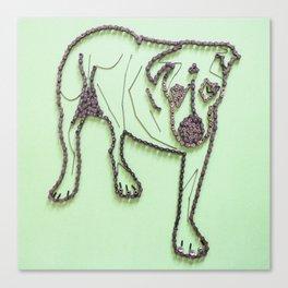 060: AliceChains Tripod  - 100 Hoopties Canvas Print