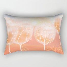 Treescape 1 Rectangular Pillow