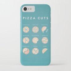 Pizza iPhone 7 Slim Case