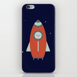 Fox Rocket iPhone Skin