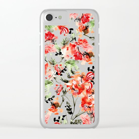 Happiness #society6 #decor #buyart Clear iPhone Case