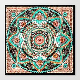Illuminated Consciousness Canvas Print