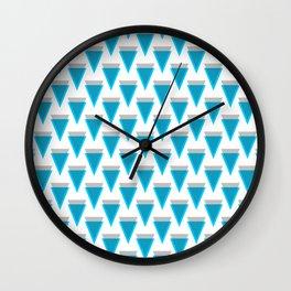 Verge - Crypto Fashion Art (Medium) Wall Clock