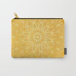 fine sun star mandala Carry-All Pouch