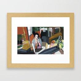 Arabesque Framed Art Print