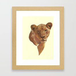 Chimera #1 Framed Art Print