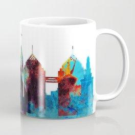 Oakland watercolor Coffee Mug
