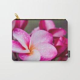 Pua Melia Floral Celebration Carry-All Pouch