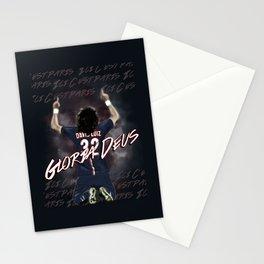 David Luiz PSG Stationery Cards