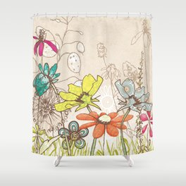 Bloom Shower Curtain