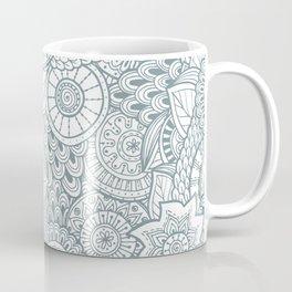 Pattern flower Coffee Mug