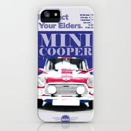 Respect Your Elders - 4 iPhone Case