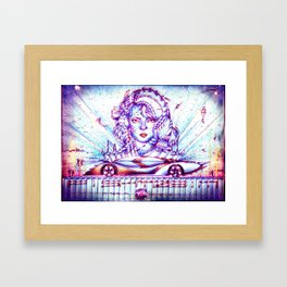 ::: FISHMOBIM ::: Framed Art Print