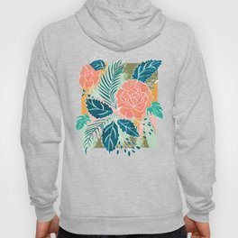 Framed Nature Hoody