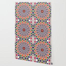 ARTERESTING V47 - Moroccan Traditional Design Wallpaper