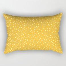 YELLOW DOTS Rectangular Pillow