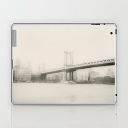 Manhattan bridge Laptop & iPad Skin