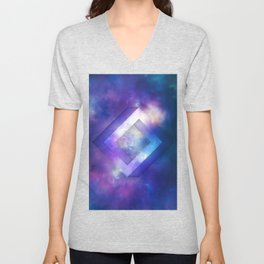 Impossible Square Unisex V-Neck