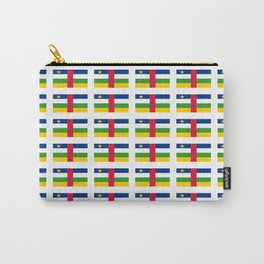 Flag of Central African Republic,car, Bêafrîka,centrafrique,Central African, centrafricain,Oubangui- Carry-All Pouch