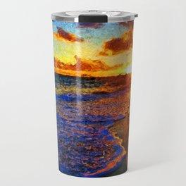 punta cana sunrise Travel Mug