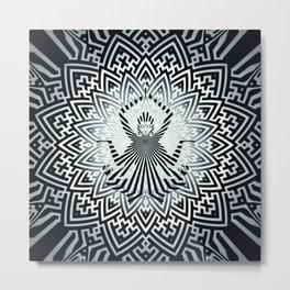 hoverate Metal Print