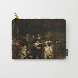 Rembrandt's The Night Watch Carry-All Pouch