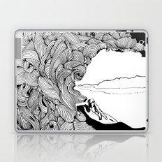 surfer dude Laptop & iPad Skin