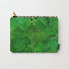 Cubed grass ... Carry-All Pouch