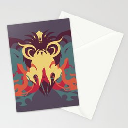 Abstraction Nineteen Orisha Stationery Cards