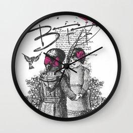 BFF Wall Clock