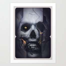 Hollowed Art Print