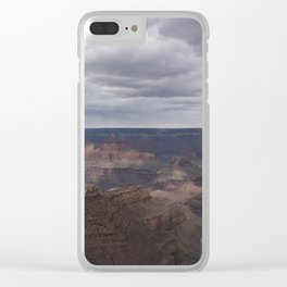 The North Rim Clear iPhone Case