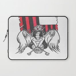 Tainted Justice Laptop Sleeve