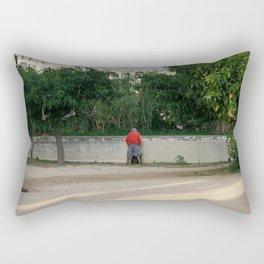 Public Enemy Rectangular Pillow