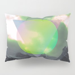 Mountain Scape Pillow Sham