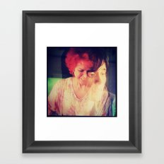 REQUIEM 1 Framed Art Print