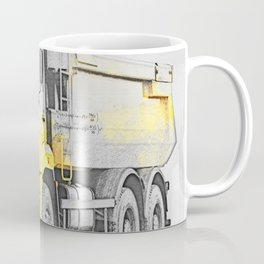 Monster truck Coffee Mug