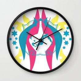 Mystical Freedom Wall Clock