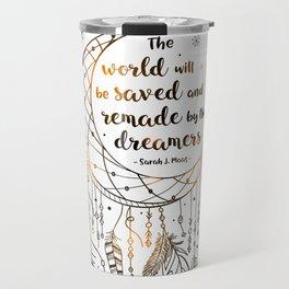 Saved and Remade Travel Mug