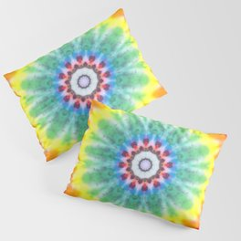 Peace, Love and C19~ Please Stay 6 Feet away Pillow Sham