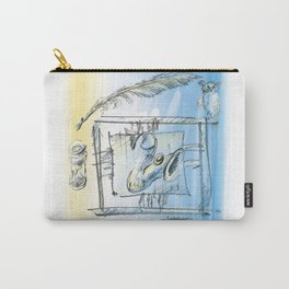 Screaming Carry-All Pouch