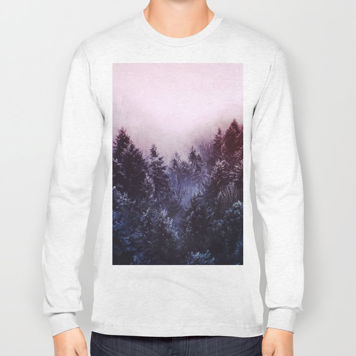 Winter sound Long Sleeve T-shirt
